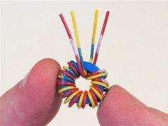 Como hacer un Joule Thief para aprovechar las pilas agotadas #joulethief #comohacer #DIY #electronica