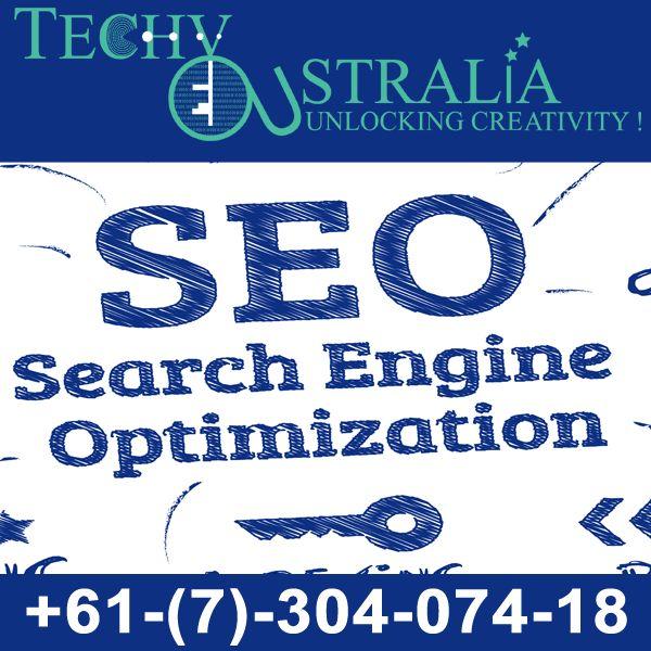 Organic white seo Techy Australia +61-(7)-30-40-7418,