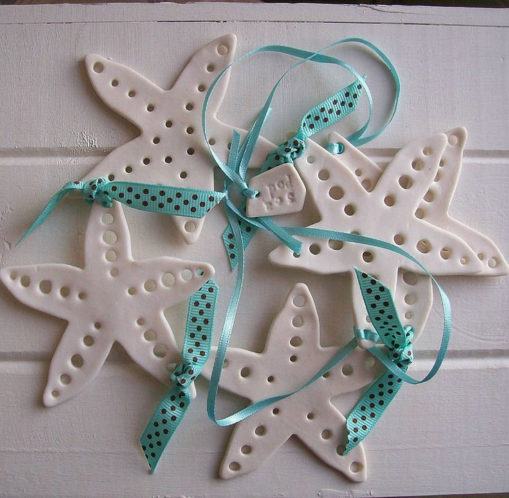 Starfish Garland Salt Dough Projects And Salt Dough