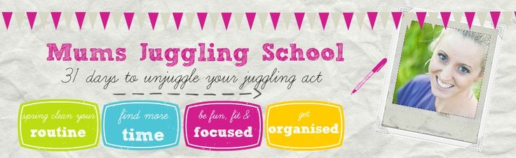 Mums Juggling School Join us, to unjuggle your juggling act in 31 days. Mums Juggling School: The Online Course that teaches you how to unjuggle your days, boost your energy + have more time to make the money you deserve.