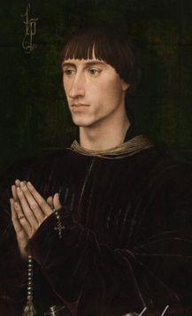 MEMLINC Hans: Flemish school (Seligenstadt, active by 1465 - 1494 Bruges) -