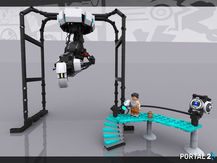 LEGO CUUSOO | Thinking with Portals!