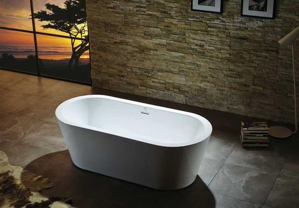 40 best Pedestal & Flat Tubs [BATHVAULT] images on Pinterest ...