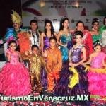 Presentan El Carnaval De Veracruz En La Ciudad de México