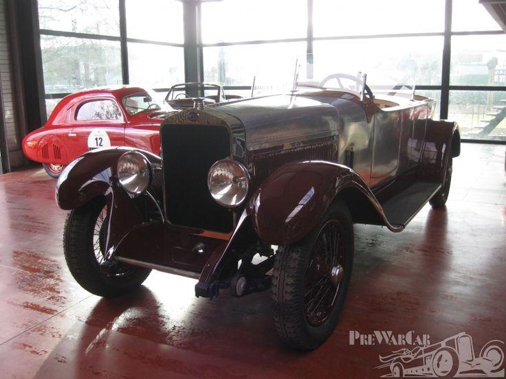 Delage DMS Skiff 1929 for sale - PreWarCar