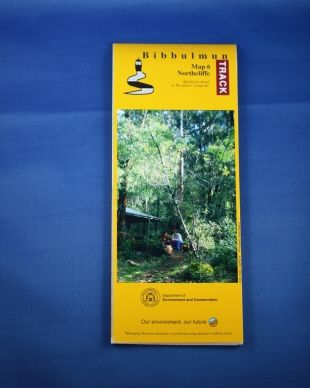 Map 6 - Northcliffe   Bibbulmun Track