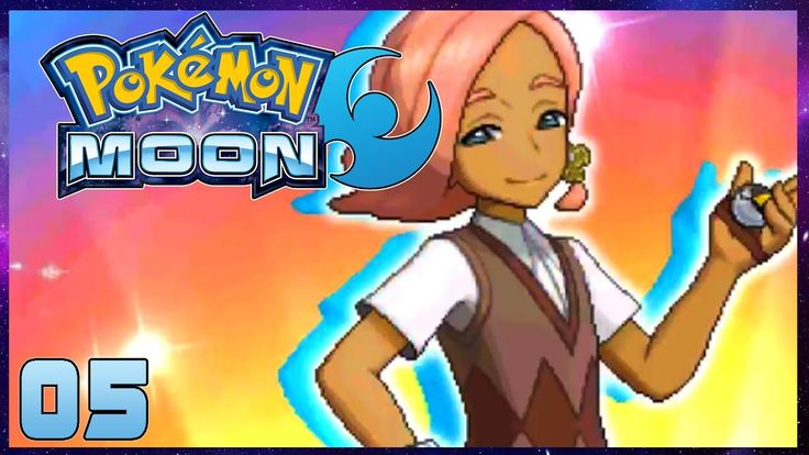 Pokemon Moon Part 5 - Captain Ilima Gameplay Walkthrough ( Pokemon Sun M...