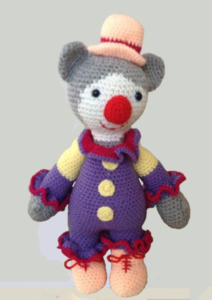 1000+ images about Amigurumi circo on Pinterest Toys ...