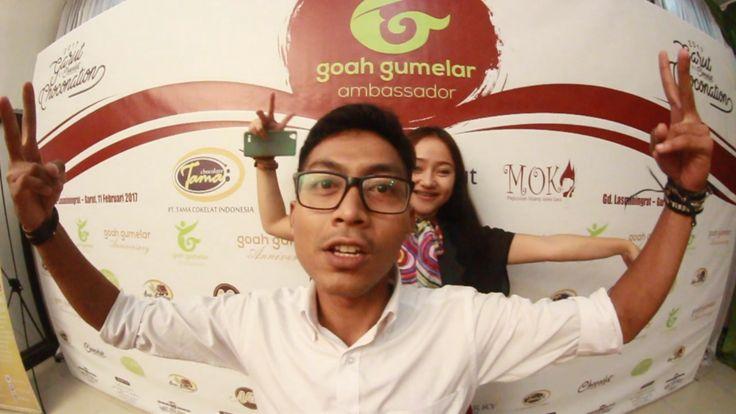Teguh Tanco at Goah Gumelar Brand Ambassador