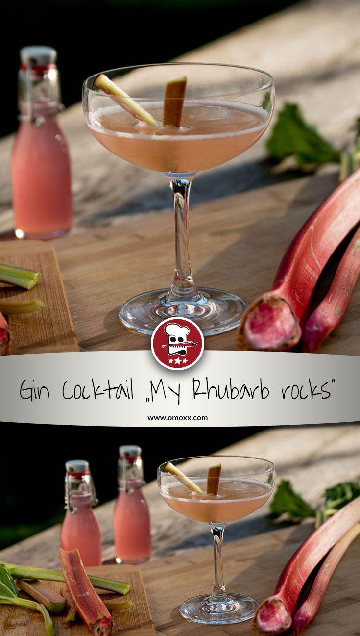 Rhabarber trifft Wachholder – Gincocktails für den Frühling