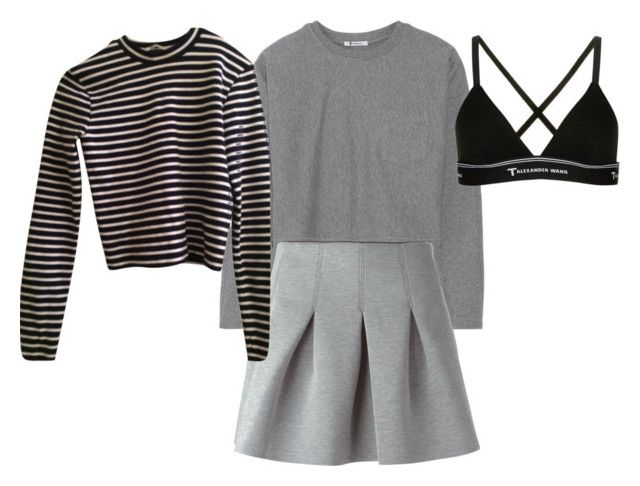 """""""Untitled #152"""" by futte22 on Polyvore featuring T By Alexander Wang"""