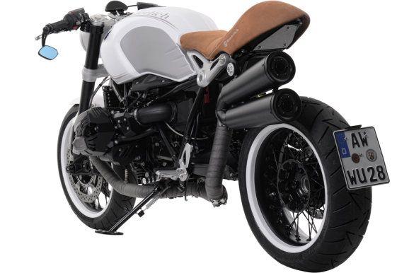 Wunderlich Café Racer auf BMW R nineT-Basis - MOTORRAD