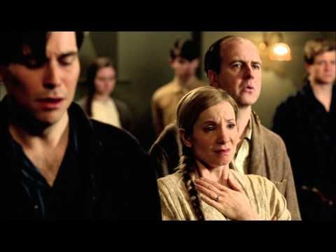 The cast of Downton Abbey reflects on the shocking event from Season 3, Episode 4. (Contains major plot spoilers from episode 4, US only)