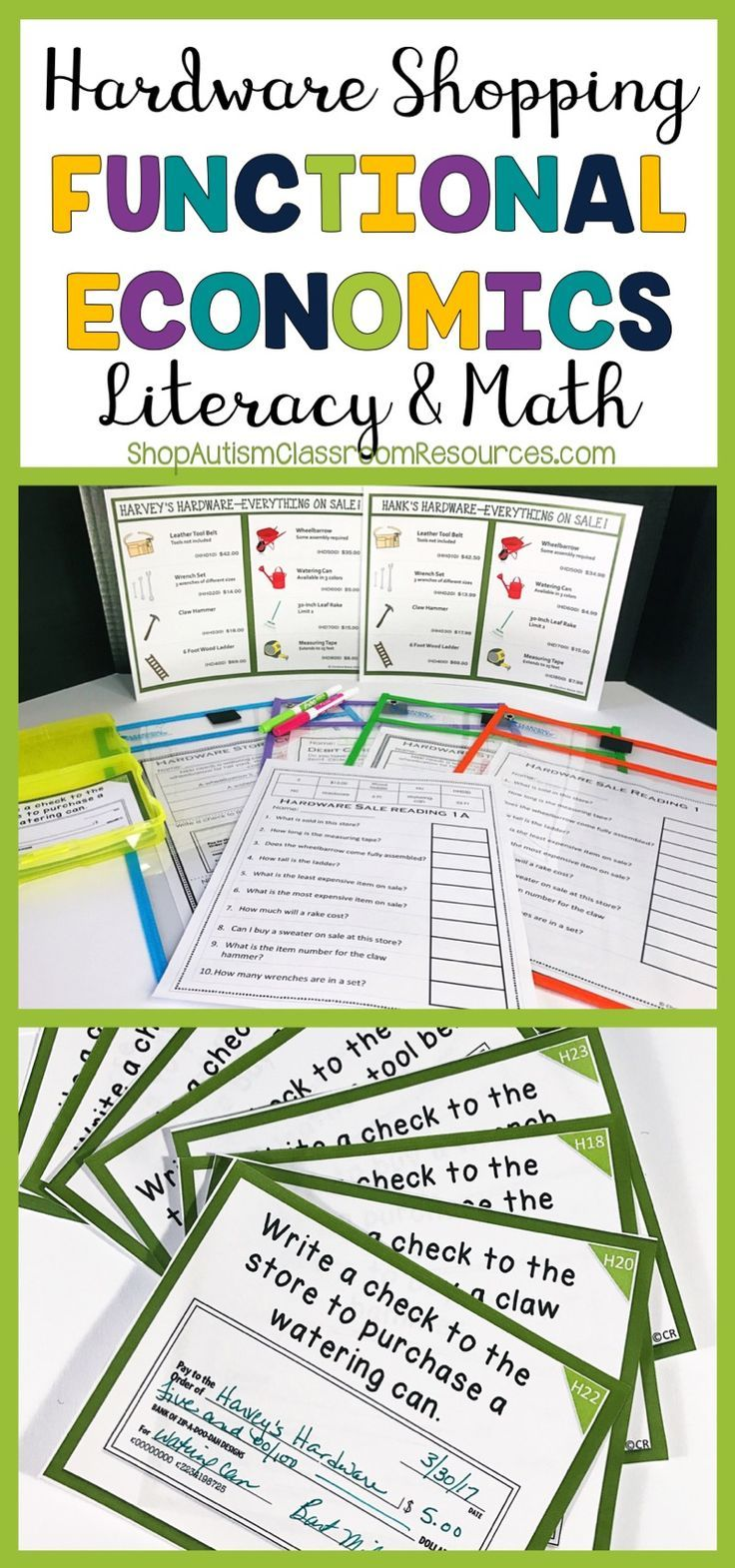 336 best Special Ed Life Skills images on Pinterest | Autism ...