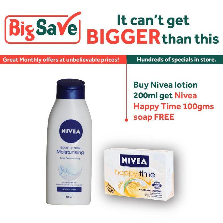 Free soap offer by nivea nivea nivea lotion soap