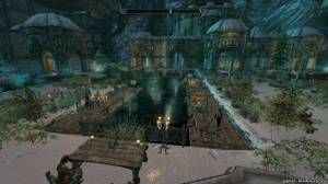 Марианская впадина - новый город - Дома и локации - TES V: Skyrim - Каталог модов - Gamer-mods