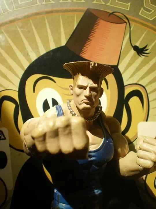 #guile #streetfighter #toys