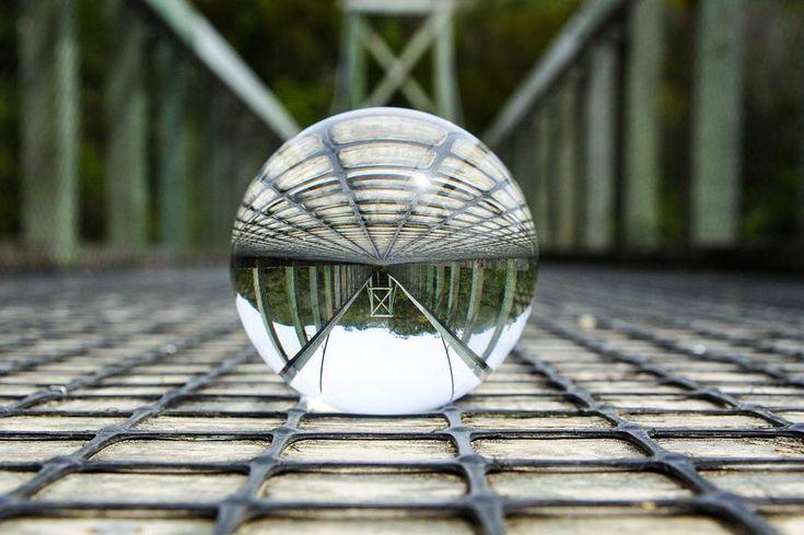 Lensball bridge pont Wellington Nouvelle Zelande