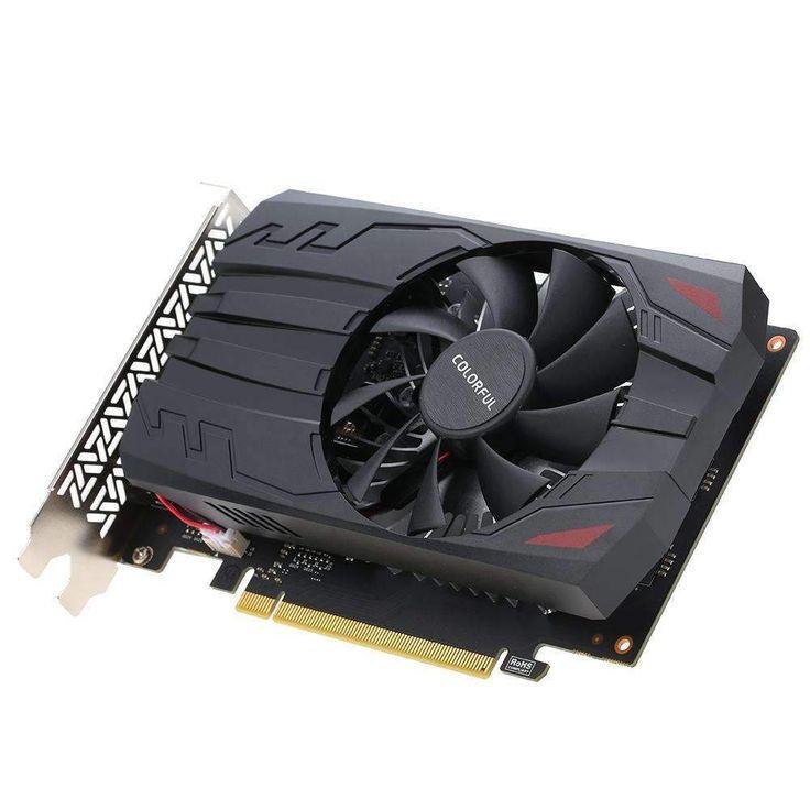 NVIDIA GeForce GT1030 2G GPU 2GB 64bit Gaming GDDR5 PCI-EX4 3.0 Video Graphics Card DVI+HDMI 1:BiBset.com