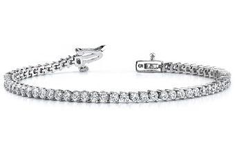 Diamond Tennis Bracelet *gift idea*