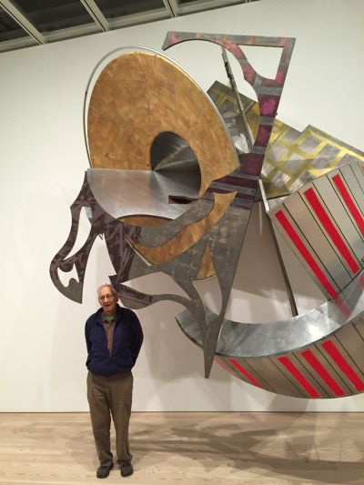 Read how LACMA recently restored a massive work by Frank Stella, now on view at the Whitney.