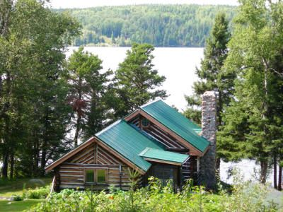 fishing cabins for rent ontario canada