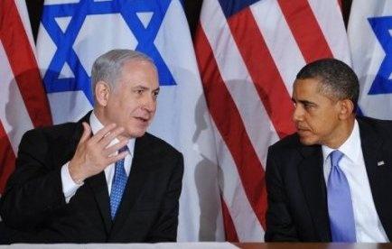 """Barack Obama et Benjamin Netanyahu sont """"unis"""" face à l'Iran dans le dossier nucléaire, a affirmé mardi soir la Maison Blanche"""