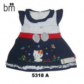 Baju Anak Perempuan 5318 - Grosir Baju Anak Murah