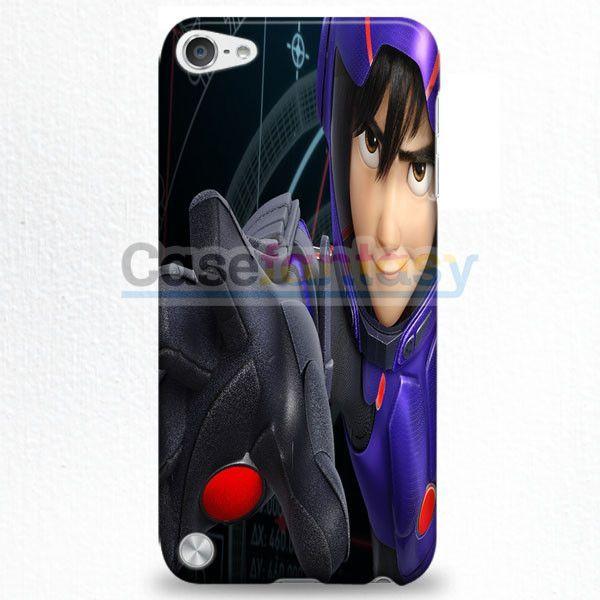 Cool Hiro Hamada Big Hero 6 iPod Touch 5 Case | casefantasy