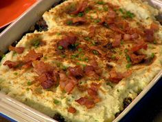 steakhouse shepherd's pie - Rachael Ray recipe. Everyone loves this, it is so yum