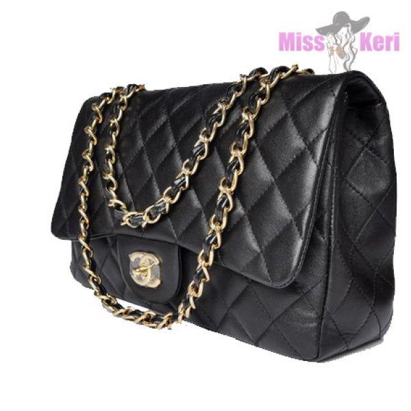 Клатч Chanel 2.55 черный купить, цена, интернет-магазин, отзывы