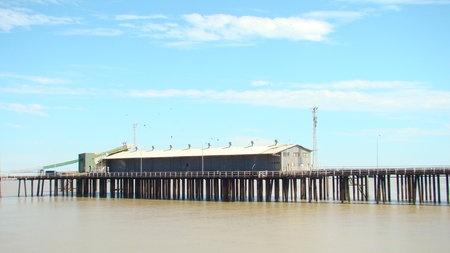Derby jetty