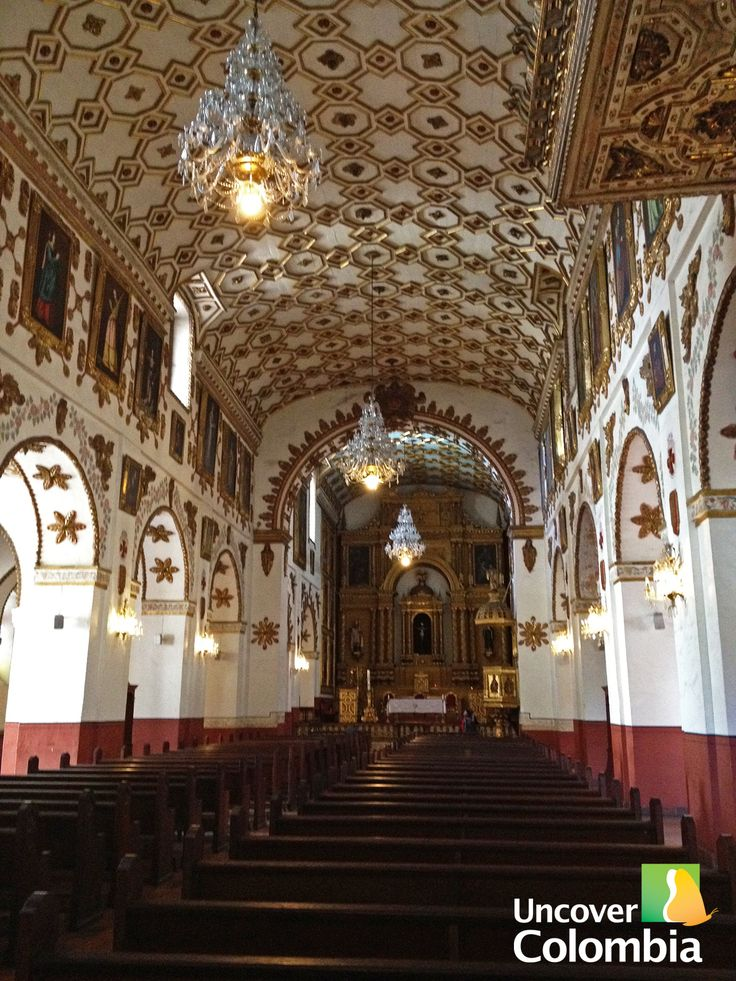 St. Agustin church - Bogota, Colombia @Dituristico #SomosTurismo