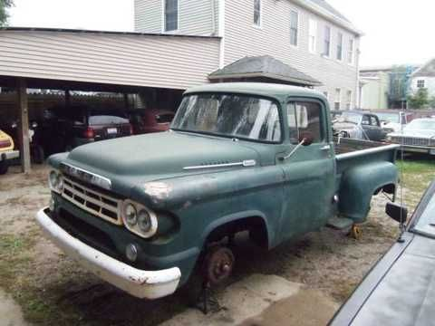 1959 Dodge W/Stepside Bed | In the works <3