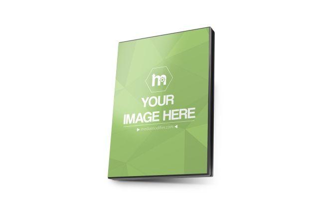 Download Dvd Case Mockup Dvd Covers Dvd Case Blank Dvd