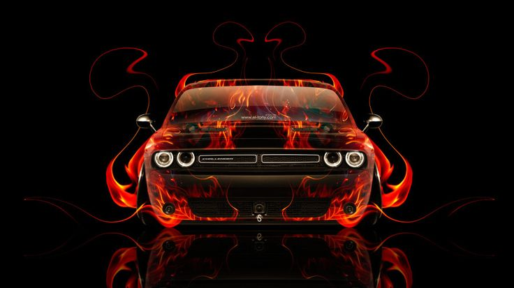 Good Dodge Challenger Muscle Front Fire Abstract Car 2014   Dodge Charger RT  Muscle Front Fire Abstract Car Challenger Muscle Back Fire Abstract Car  Challenger ...