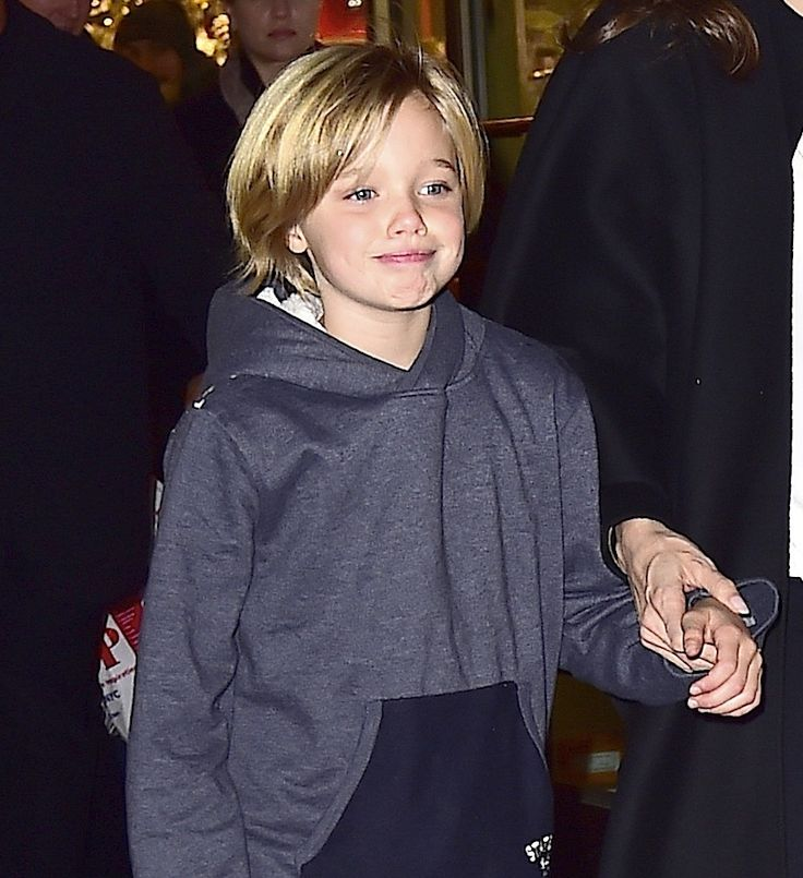 It's hard to believe it's been 10 years since Angelina Jolie and Brad Pitt welcomed their first biological child, daughter Shiloh, into the...