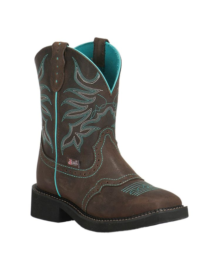 Awesome Justin Gypsy Womenu0026#39;s Aged Bark Brown From Cavenderu0026#39;s