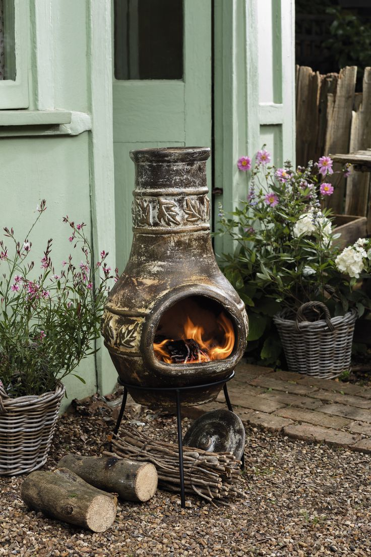 best 25 chiminea ideas on pinterest chiminea fire pit small