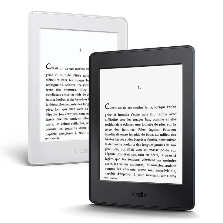 Kindle Paperwhite : notre liseuse phare, encore améliorée - Amazon.fr