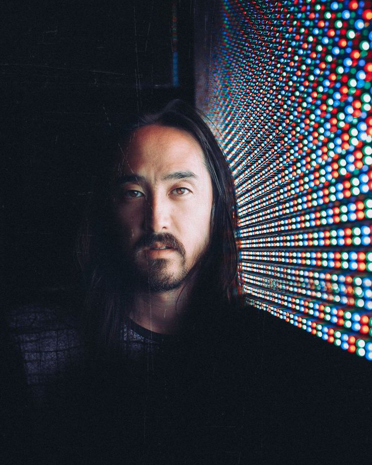 Steve Aoki. I watched his documentary on Netflix the other day. I do have a new found respect for him now. He is an awesome artist and person.