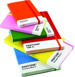 Notebooks, love the yellow!