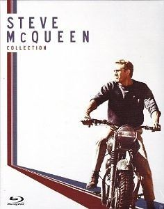 The Steve McQueen Collection (The Great Escape / The Magnificent Seven / The Thomas Crown Affair / The Sand Pebbles) [Blu-ray] (2014)