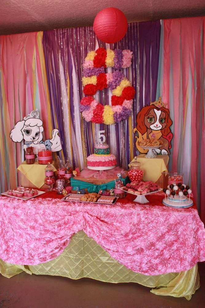 Isabella's 5th Birthday | CatchMyParty.com