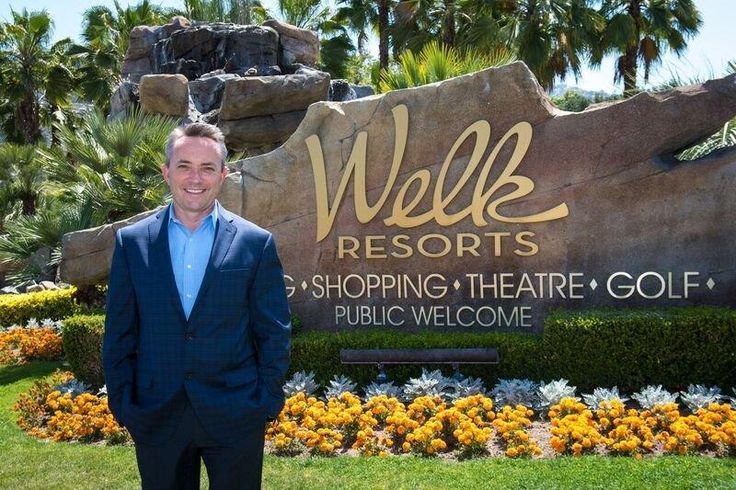 This month for our Team Member Spotlight we are featuring Sean Coogan- our awesome, enthusiastic General Manager of Welk Resorts San Diego. Sean has been with the Welk family since 1988 and has moved up the ranks, starting in the theatre then becoming the Director of Operations in 2006 and working up the ranks to GM in 2009, where he sits today. You'll find Sean having fun with guests and team members alike, always participating in holidays and special events with added flair!
