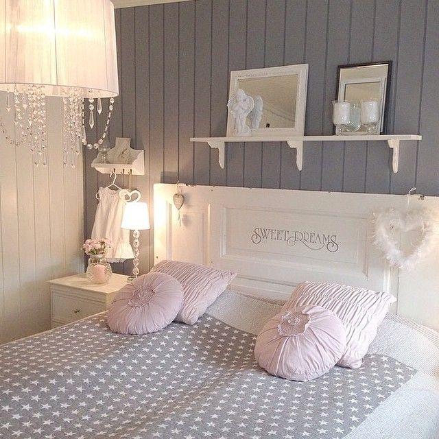 Quartos românticos para 2015 Teen Bedrooms Pinterest ~ Quarto Romantico Vintage