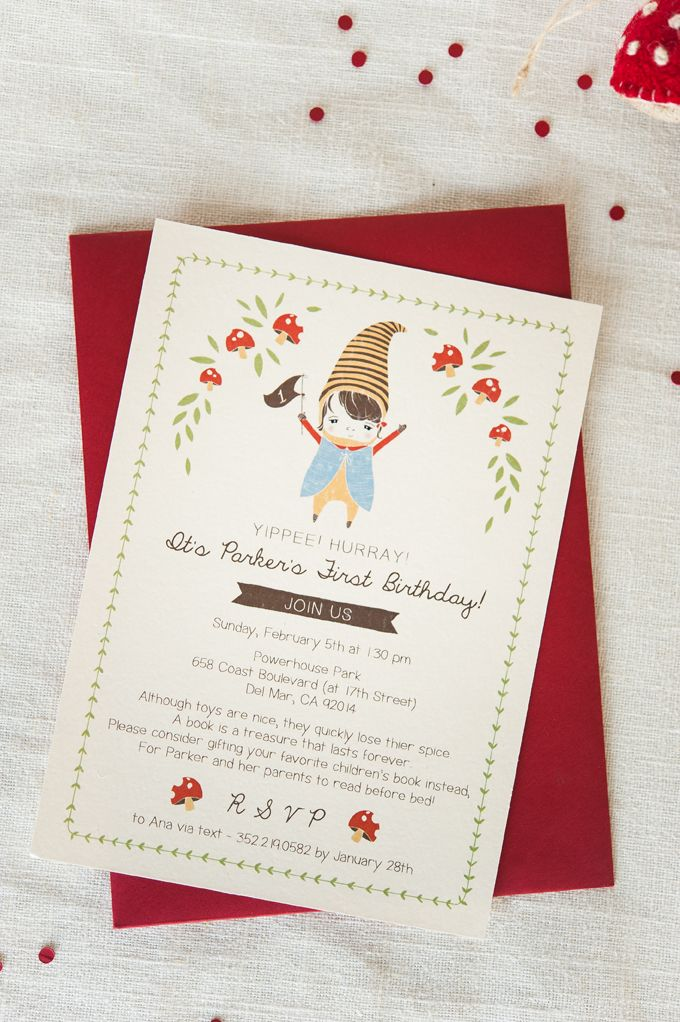 cute invitation wording asking for books instead of toys : Kelli Murray