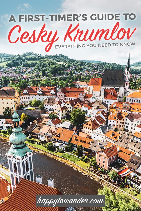 An Insanely Thorough List Of The Best Things To Do In Cesky Krumlov Czech Republic Includes Recommendations On Where Eat