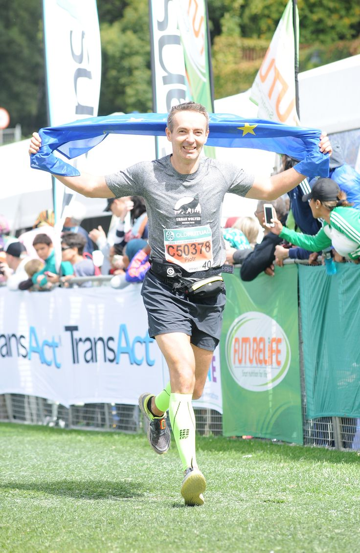 Two Oceans 2016, Cape Town, finish line