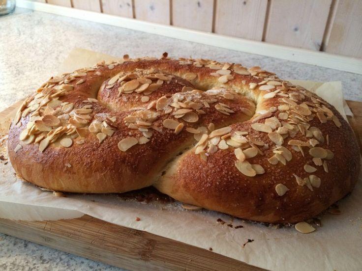 If you need a nice, homemade pretzel?  Here's the recipe.  Photo: Guffeliguf.dk